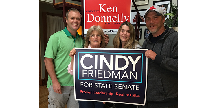 Donnelly Family for Cindy